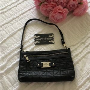 Nicole by Nicole Miller Black Small Bag